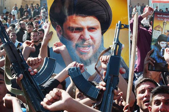 Muqtada Al-Sadr「Violent Uprisings Continue In Iraq」:写真・画像(3)[壁紙.com]
