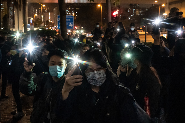 Decisions「Hong Kong Activists At Court Accused Of Breaking National Security Laws」:写真・画像(13)[壁紙.com]