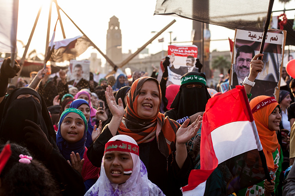 2013「Egyptian Forces Threaten to Remove Pro Morsi Demonstrators」:写真・画像(12)[壁紙.com]