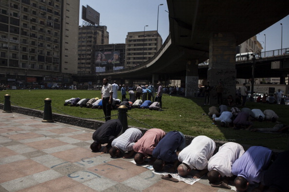 Place of Worship「Egypt Braced For More Violence As Pro Morsi Supporters March On Cairo」:写真・画像(10)[壁紙.com]