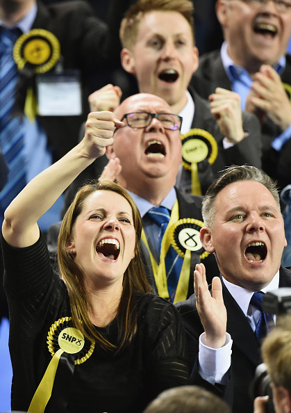 Human Role「Nicola Sturgeon Attends The Glasgow Declaration To Hear The Results Of Seven Wards」:写真・画像(14)[壁紙.com]