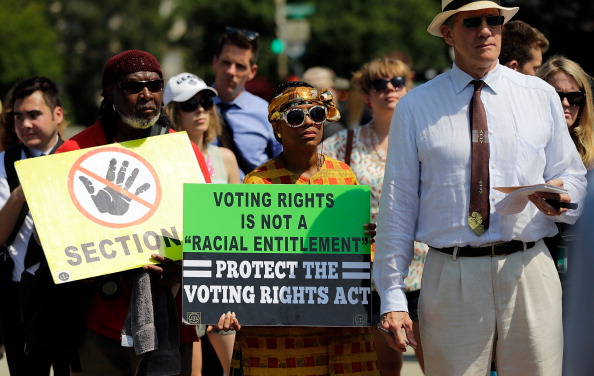 1965 Voting Rights Act「Supreme Court Issues Orders On Pending Cases」:写真・画像(12)[壁紙.com]