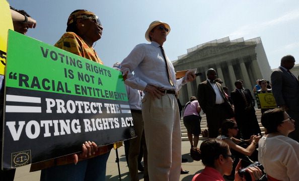 1965 Voting Rights Act「Supreme Court Issues Orders On Pending Cases」:写真・画像(11)[壁紙.com]