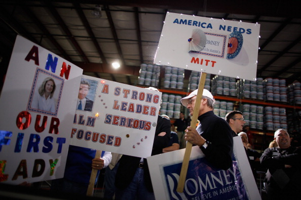 Homemade「Republican Presidential Candidate Mitt Romney Campaigns In Florida Ahead Of State's Primary」:写真・画像(3)[壁紙.com]