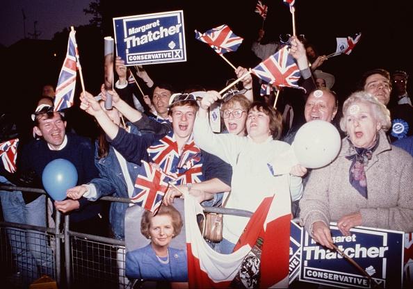 Conservative Party - UK「Victory Night」:写真・画像(9)[壁紙.com]
