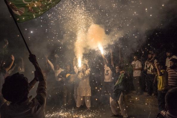 Pakistan「Pakistanis Vote In General Election」:写真・画像(10)[壁紙.com]