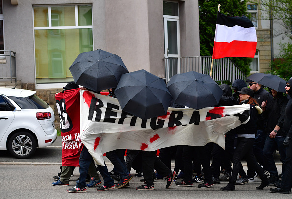 Party - Social Event「Neo-Nazis March On May Day In Erfurt」:写真・画像(18)[壁紙.com]