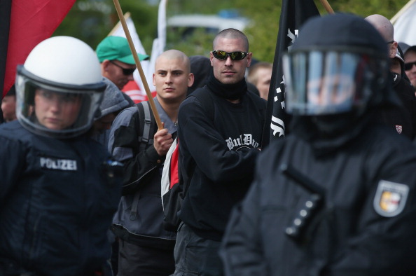 Extremism「May Day In Germany: Rostock」:写真・画像(5)[壁紙.com]