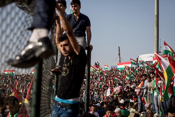 Wave「Preparations Continue for the Iraqi Kurdistan Independence Referendum」:写真・画像(11)[壁紙.com]