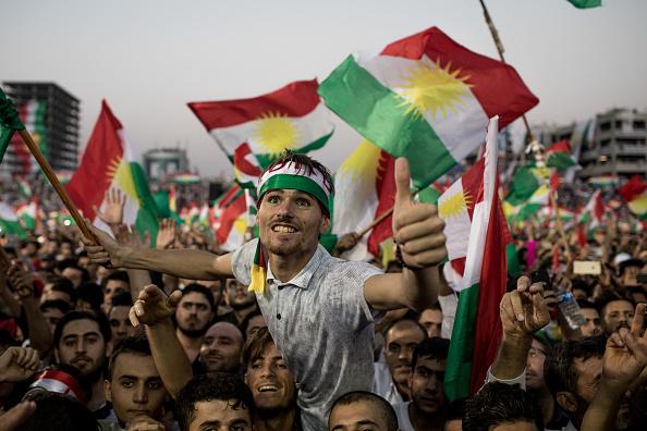Wave「Preparations Continue for the Iraqi Kurdistan Independence Referendum」:写真・画像(8)[壁紙.com]