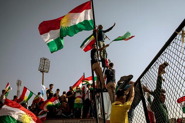 Wave「Preparations Continue for the Iraqi Kurdistan Independence Referendum」:写真・画像(10)[壁紙.com]