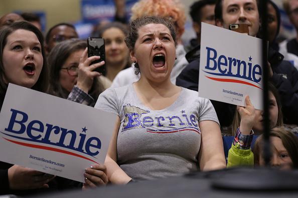 Super Tuesday「Presidential Candidate Bernie Sanders Campaigns Across U.S. Ahead Of Super Tuesday」:写真・画像(0)[壁紙.com]