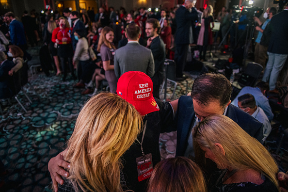 Grand Hyatt「Republican Senate Candidates Hold Election Night Party In Georgia」:写真・画像(2)[壁紙.com]