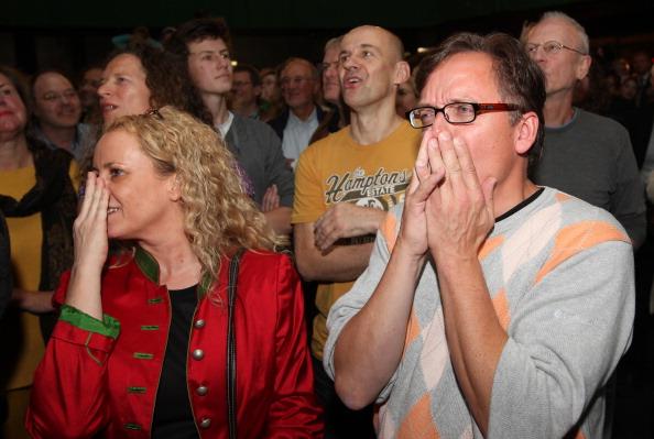 Adam Berry「Political Parties React To Election Results」:写真・画像(2)[壁紙.com]