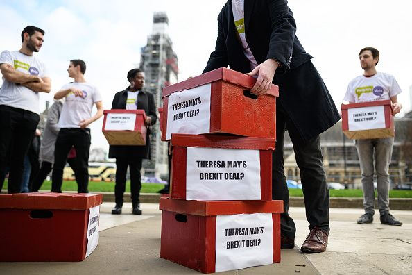 Leon Neal「MPs Prepare For The Meaningful Vote On Tuesday」:写真・画像(18)[壁紙.com]