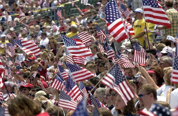 Stadium「Rally For America」:写真・画像(11)[壁紙.com]