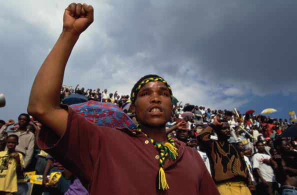 Tom Stoddart Archive「ANC Supporters」:写真・画像(16)[壁紙.com]