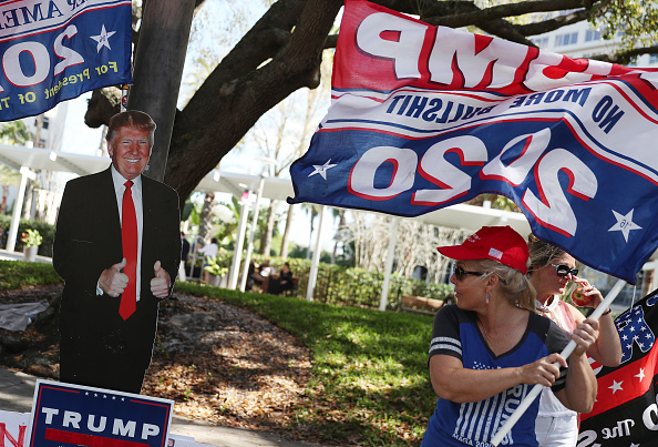 Politics and Government「American Conservative Union Holds Annual Conference In Florida」:写真・画像(15)[壁紙.com]