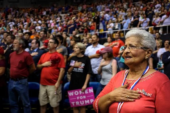 MAGA「President Trump Holds Rally In Nashville, Tennessee」:写真・画像(11)[壁紙.com]