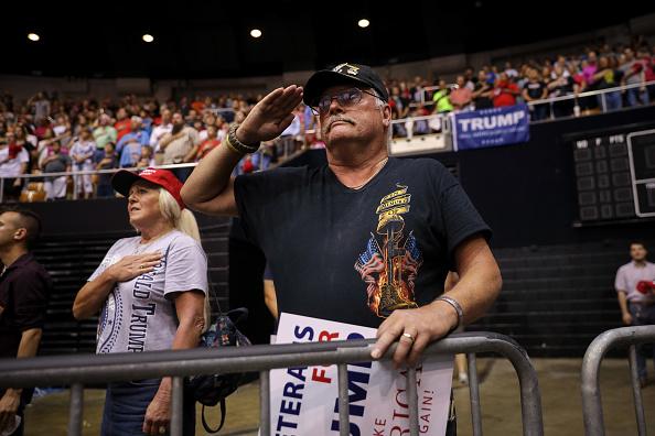 MAGA「President Trump Holds Rally In Nashville, Tennessee」:写真・画像(0)[壁紙.com]