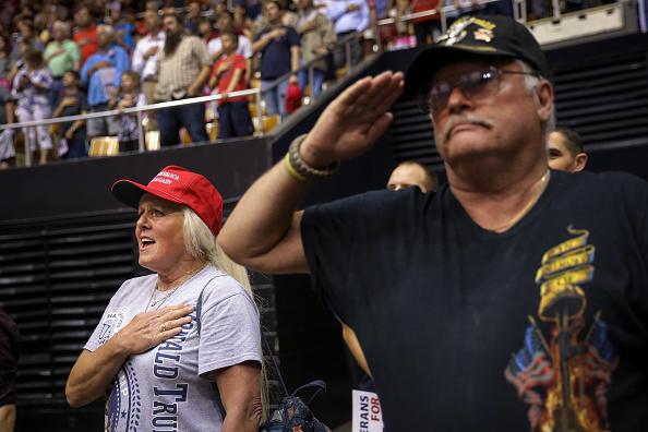 MAGA「President Trump Holds Rally In Nashville, Tennessee」:写真・画像(6)[壁紙.com]