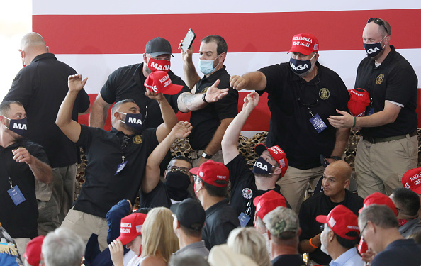 MAGA「Donald Trump Holds Campaign Event In Yuma, Arizona」:写真・画像(16)[壁紙.com]