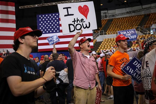MAGA「President Trump Holds Rally In Nashville, Tennessee」:写真・画像(9)[壁紙.com]
