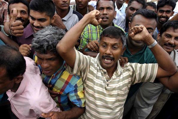 Sri Lankan Ethnicity「Sri Lannkan PM Returns Home Vowing To Jump Start Peace Process」:写真・画像(5)[壁紙.com]