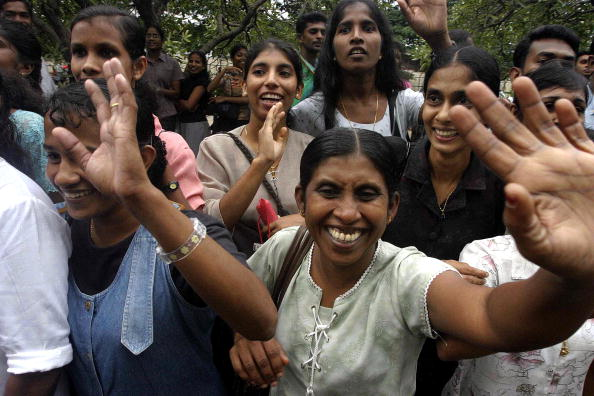 Sri Lankan Ethnicity「Sri Lannkan PM Returns Home Vowing To Jump Start Peace Process」:写真・画像(3)[壁紙.com]