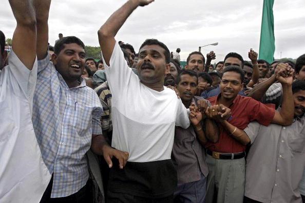 Sri Lankan Ethnicity「Sri Lannkan PM Returns Home Vowing To Jump Start Peace Process」:写真・画像(6)[壁紙.com]
