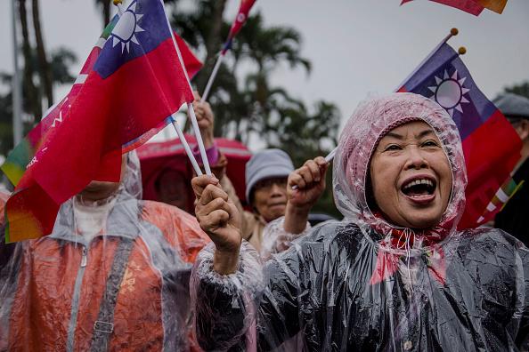 Taiwan「Chu's Final Rally Ahead Of Taiwan Election」:写真・画像(18)[壁紙.com]