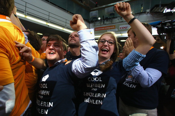 Alexander Hassenstein「Political Parties React To Election Results」:写真・画像(3)[壁紙.com]