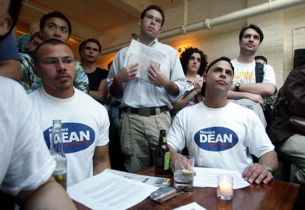 2004「Howard Dean Meetup in New York」:写真・画像(16)[壁紙.com]