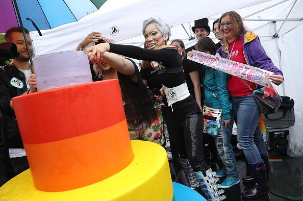 スイーツ「Bundestag Legalizes Gay Marriage」:写真・画像(5)[壁紙.com]