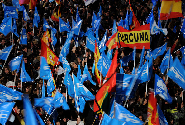 Popular Party「Spain Holds General Elections」:写真・画像(3)[壁紙.com]