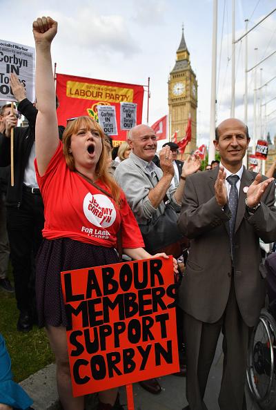 Motion「Momentum Members Rally In Support Of Jeremy Corbyn」:写真・画像(19)[壁紙.com]