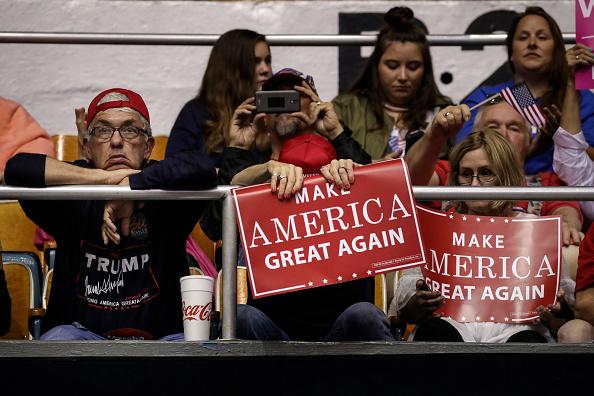 MAGA「President Trump Holds Rally In Nashville, Tennessee」:写真・画像(8)[壁紙.com]