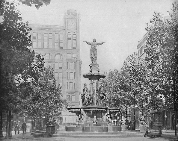 Fountain「Fountain Square」:写真・画像(19)[壁紙.com]