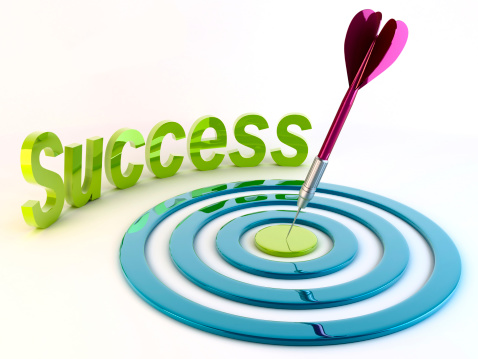 Sports Target「Success」:スマホ壁紙(7)