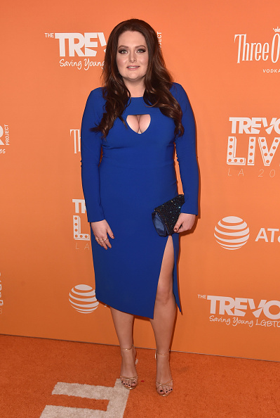 Thigh High Slit「The Trevor Project's 2018 TrevorLIVE LA Gala - Arrivals」:写真・画像(9)[壁紙.com]