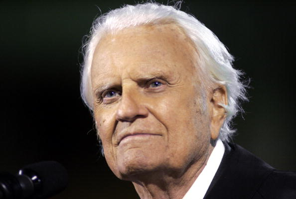 Preacher「Billy Graham Speaks In Kansas City」:写真・画像(9)[壁紙.com]