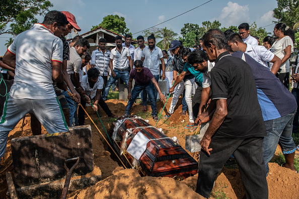 Negombo「Sri Lanka Mourns Victims of Easter Sunday Bombings」:写真・画像(13)[壁紙.com]
