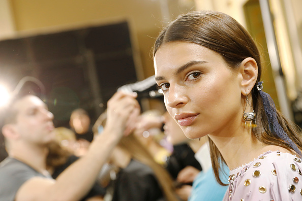 Beauty「Bottega Veneta - Backstage - Milan Fashion Week SS18」:写真・画像(2)[壁紙.com]