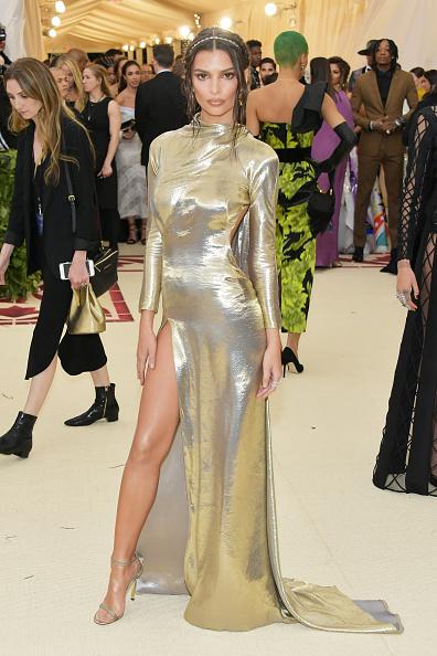 Messika「Heavenly Bodies: Fashion & The Catholic Imagination Costume Institute Gala - Arrivals」:写真・画像(5)[壁紙.com]