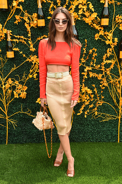 Skirt「12th Annual Veuve Clicquot Polo Classic - Arrivals」:写真・画像(18)[壁紙.com]