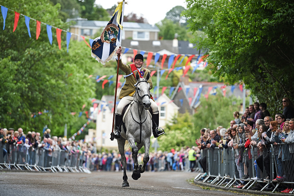 ヒューマンインタレスト「Locals Participate In The Traditional Selkirk Common Riding」:写真・画像(13)[壁紙.com]