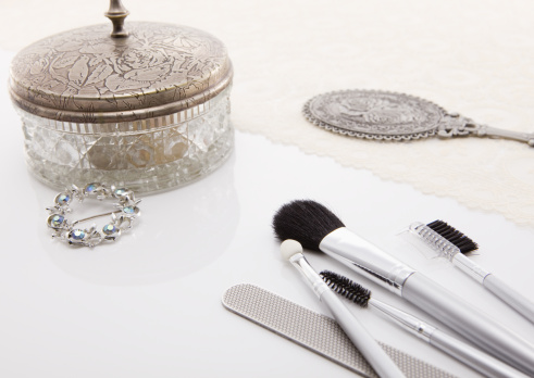 Hand Mirror「Makeup tools」:スマホ壁紙(8)