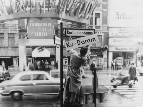 1950-1959「Kurfurstendamm」:写真・画像(6)[壁紙.com]