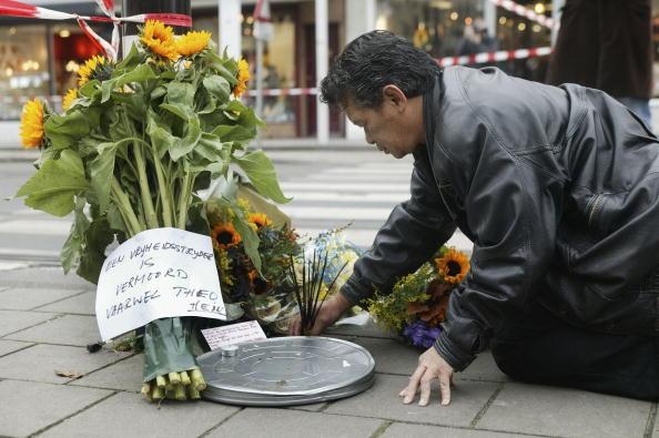 North Holland「Dutch Filmmaker Theo van Gogh Killed」:写真・画像(13)[壁紙.com]