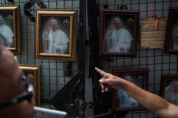 Lam Yik Fei「Manila Prepares For The Arrival Of Pope Francis」:写真・画像(6)[壁紙.com]